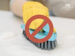 วิธีทำความสะอาดไข่มุก