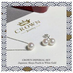 ชุดไข่มุกcrown imperial set